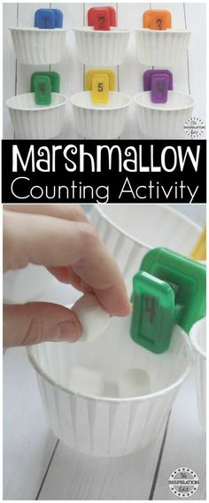 Marshmallow Counting Game