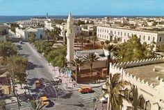 """The city I love"""" Mogadishu""""."""