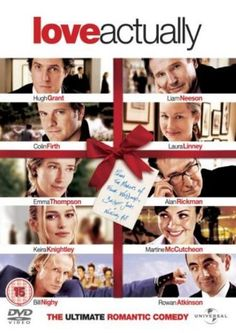 My ultimate favourite movie of all time. An extremely funny and heart-warming English movie that I could watch over and over and not get bored. Love is all around!