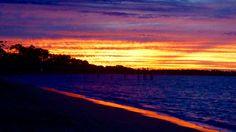 Photo of the Week - Sunset, Hervey Bay, Queensland