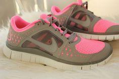 ♥ Nike Free Run