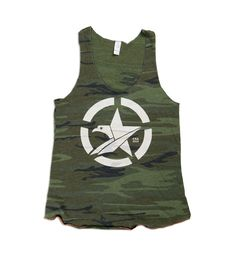 BC Camo Tank Top from Boot Campaign - Military - Give Back