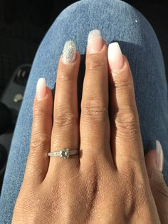 Nails Design  #nails #ringselfie #verlobungsring Nails Design, Engagement Rings, Jewelry, Fashion, Manicure, Engagement Ring, Enagement Rings, Moda, Wedding Rings