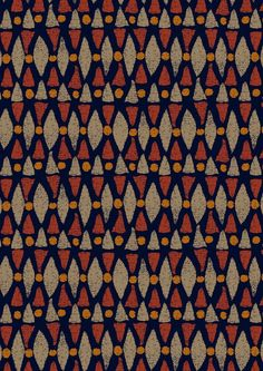 Pattern by Minakani  #minakani #pattern #ethnic: