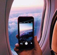 Imagem de travel, sky, and iphone Disney Instagram, Instagram Girls, Tumblr, Landscape Illustration, Illustration Art, Favim, Poses, Art Music, Travel Photography