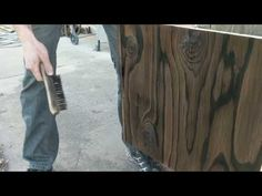 Burnt Furniture - YouTube