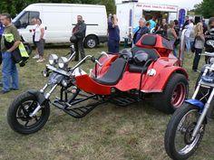 vw trike   VW Trike