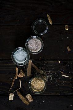 Tea & Applewood Smoked Sea Salt