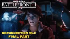 "Star Wars Battlefront 2 Resurrection DLC Walkthrough Final Part [ENG] Inferno [HD] [NO CAM]  Good morning humans i hope you weekend was nice and i wish you a nice start in the week  Please check out my next video from the ""resurrection"" this was the last mission but i think will also show you some livestreams or videos from the multiplayer in the future. Enjoy this video [LINK IN BIO] and have fun cheers ShepardChris   A short clip coming soon…"