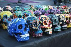 El dia de Los muertos wedding   Celebración de Día de Muertos, calaveras, catrinas y altares