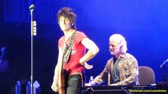 The Rolling Stones Madrid 2014 | Ron Wood