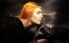 The valkyrie by Ravendusk | Shadowness