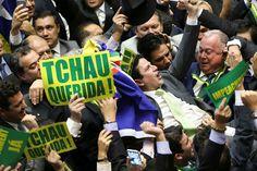 Além d'Arena: Deputados Federais Golpistas - OS CANALHAS QUE EMP...
