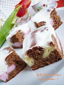 Gabriella kalandjai a konyhában :): Kráter süti