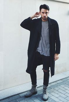 Ghost Lights - Men's outfit