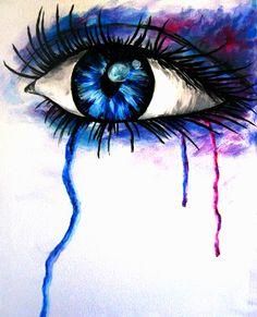 Watery Eyes at TGI Fridays - Paint Nite Events near Fresno, CA>