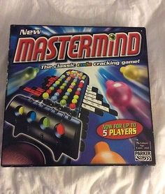 Mastermind-Game-logic-homeschool-education-code-classic-family-2004-Parker