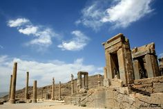 Ancient Greece persepolis - the Ancient Greek Capital