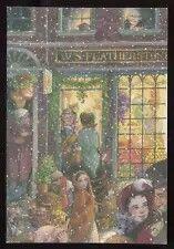 A Christmas Carol🎩 Christmas Carol, Greeting Cards, Illustration, Painting, Cover, Art, Art Background, Christmas Music, Painting Art