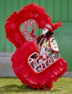 Mardi gras indians | Charles Fréger