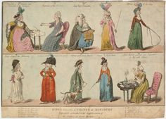 FOR DESCRIPTION SEE GEORGE (BMSat).  1 February 1797. Hand-coloured etching