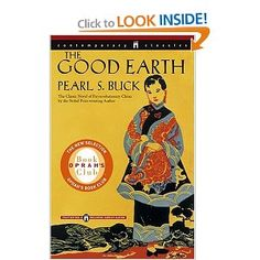 I read this book in high school.  A wonderful story about life in Pre-revolutionary China.  The author grew up in China, and a lot of the story was based on her own life experiences.  A glimpse into another world...