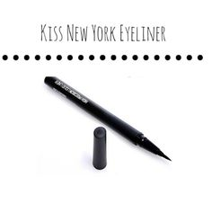 All about fashion: Review: Kiss New York Eyeliner