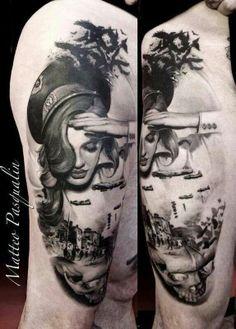 WWII Tattoo