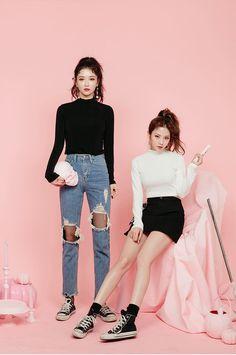 Ulzzang fashion | Kfashion                                                                                                                                                                                 Más