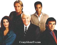 Mission: Impossible (TV Series 1988–1990) I had such a crush on Nicholas Black played by Thaao Penghlis (far right). ~Bev