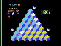 Q*BERT (Commodore 64)