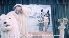 #chojnacki #comeandcomplain #bergerchojnacki #kampaniaspoleczna #kampania #reklama #Polska #promocjapolski #whitebear #bear