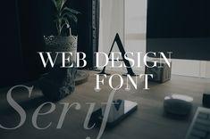 セリフ体の中でもモダンで美しいフォントを使用した、海外のWebデザイン5選 | デザインメモ 2.0 Busy At Work, Fonts, Web Design, Concept, Creative, Business, Designer Fonts, Design Web, Types Of Font Styles