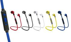 Groupon - BKHC BK Sport Bluetooth Stereo Tangle-Free Earbuds with Built-In Mic and Multimedia Function in [missing {{location}} value]. Groupon deal price: $24.99