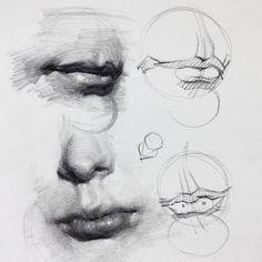 Resultado de imagem para mouth drawing