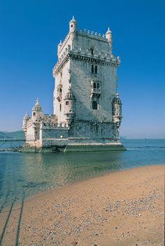 Travel Inspiration for Portugal - Portugal - Lisboa, Torre de Belém Photo by António Sacchetti