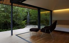PC Garden House in Japan by Kengo Kuma | Yellowtrace.