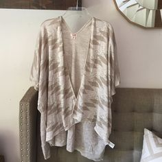 NWOT cardigan wrap Light and airy Tops