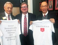 Drury names four new members to its Board of Trustees