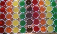 moonshine jello shots!