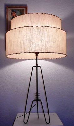 Atomic Space Age Lamp