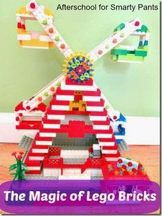 The Magic of Standard Lego Bricks |Planet Smarty Pants