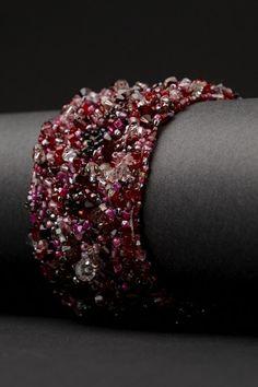 Love Couture Cuff   Andrea Gutierrez Jewelry