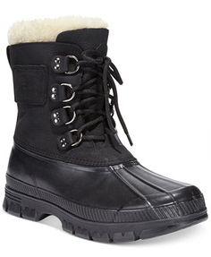 (Men's) Polo Ralph Lauren Landen Boots