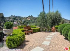 Now that's a view! Sensational city and mountain views are a big selling factor for the new listing