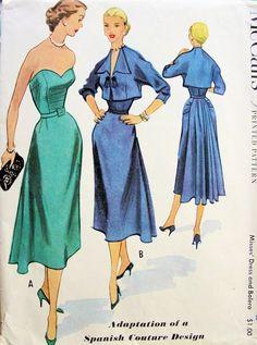 Vintage patterns! Vintage elegance.