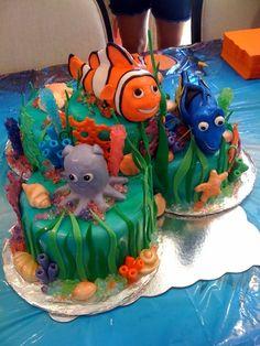 Nemo cakes