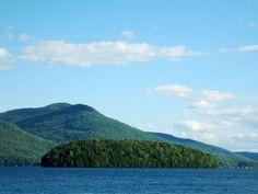 Lake George N.Y  Photo by C. Kidder
