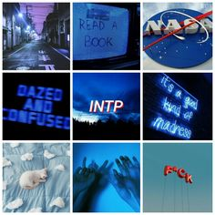 mbti mood board series: intp -aesthetic requests are currently [open]
