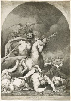 Death on a Pale Horse | The Art Institute of Chicago